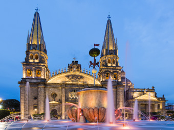 Hotels in Guadalajara