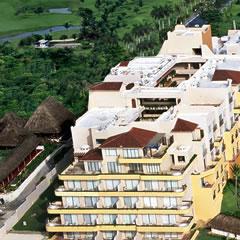 Hotel Fiesta Americana All inclusive Carousel