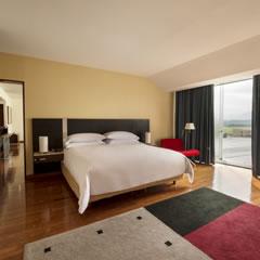 Hotel Fiesta Americana Santa Fe Hotel Rooms Carousel