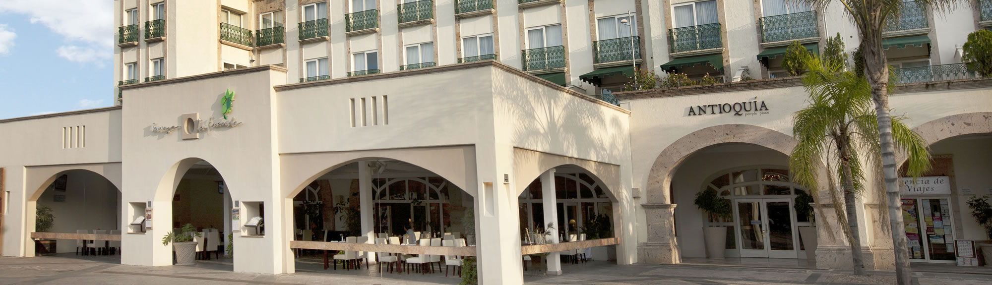Hotel 5 estrellas en Aguascalientes