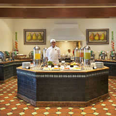 Hotel Fiesta Americana Aguascalientes Hotel Dining Carousel