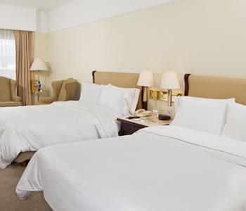 Standard Room, 2 double