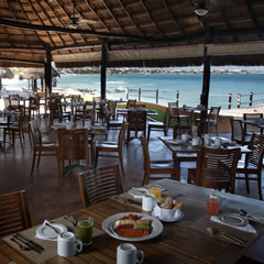 Hotel Fiesta Americana Villas Cancún Dining Carousel