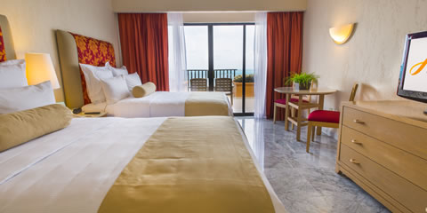 Hotel Fiesta Americana Villas Cancún Junior Suite, stand alone Room
