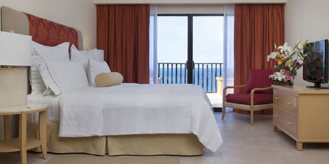 Hotel Fiesta Americana Villas Cancún Junior Suite, 1 bedroom Room