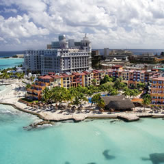 Hotel Fiesta Americana Villas Cancún Overview Carousel
