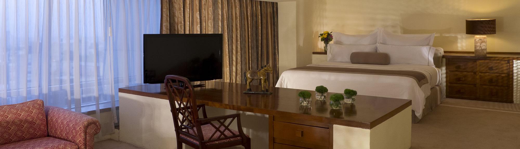 Hotel 5 estrellas en Guadalajara