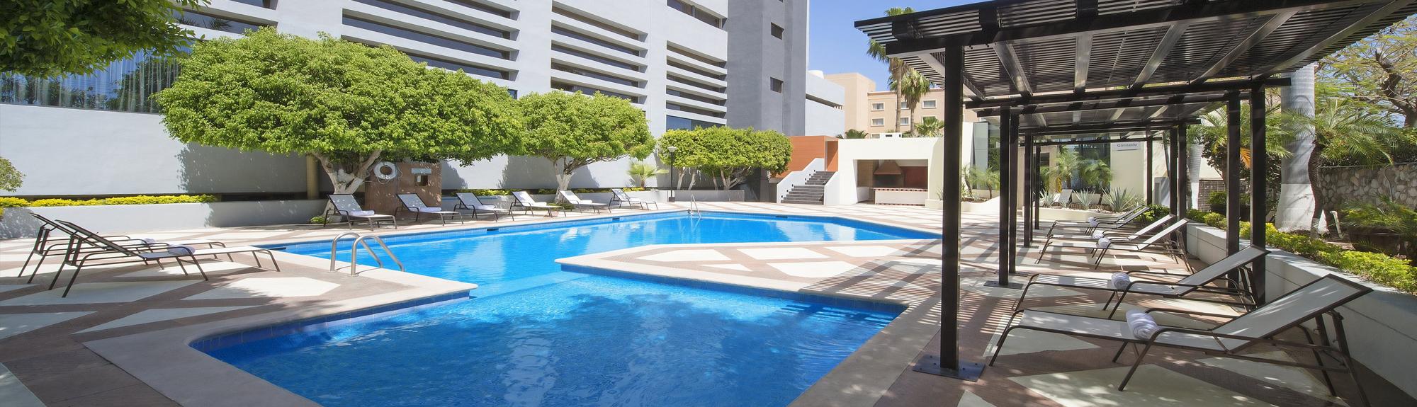 Hotel 5 estrellas en Hermosillo