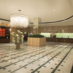 Hotel Fiesta Americana Reforma Hotel Overview Carousel