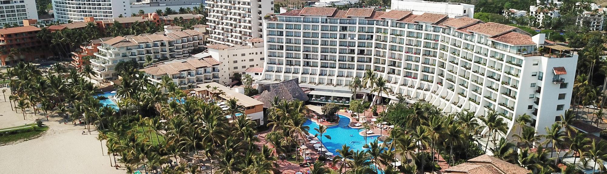 Hotel 5 estrellas en Puerto Vallarta