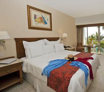 Deluxe Room, 1 King, Ocean View