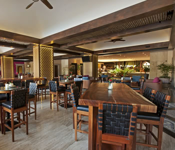 Restaurantes en null-Tapas bar & lobby lounge