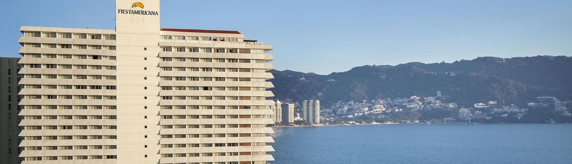 Hotel 5 estrellas en Acapulco