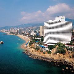 Hotel Fiesta Americana Villas Acapulco Dining Carousel