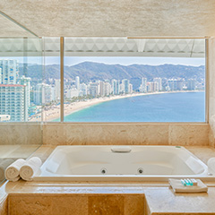 Hotel Fiesta Americana Villas Acapulco Habitaciones Carousel