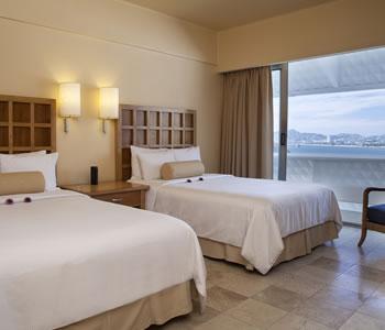 Master Suites, 2 Bedrooms