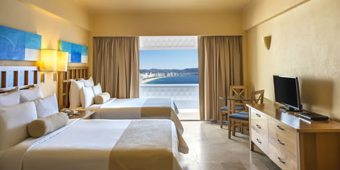 Hotel Fiesta Americana Villas Acapulco Junior Suite, 1 bedroom, stand alone Room