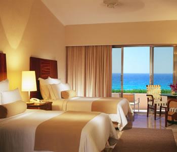 Deluxe Room, 2 double, Ocean front