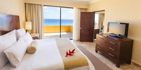 Hotel Fiesta Americana Condesa Cancún All Inclusive Hotel Junior Suite Room