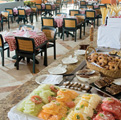 Hotel Fiesta Americana Cozumel All Inclusive Resort Dinning Restaurant Tropical Forest