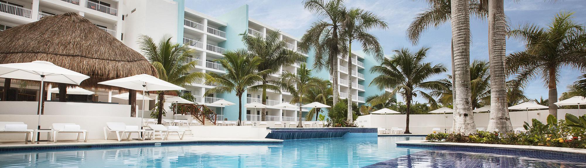 Hotel 5 estrellas en Cozumel