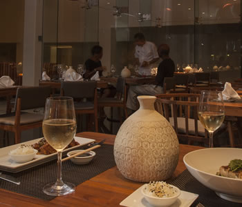 Restaurantes en null-Península