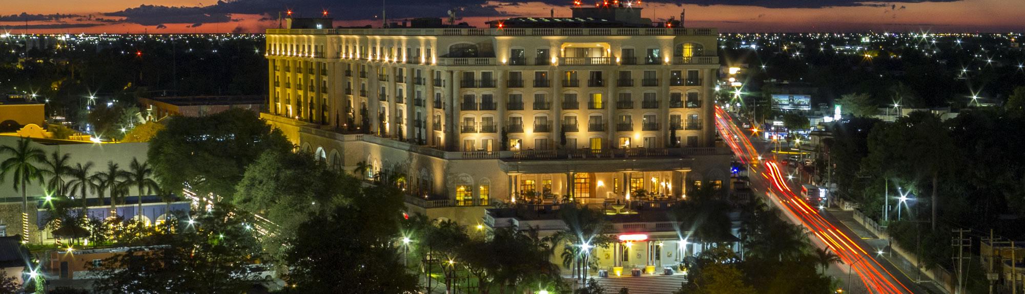 Hotel 5 estrellas en Mérida