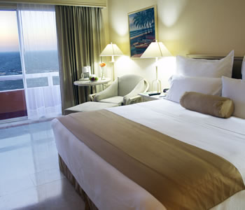 Superior Room, 1 king, Ocean view