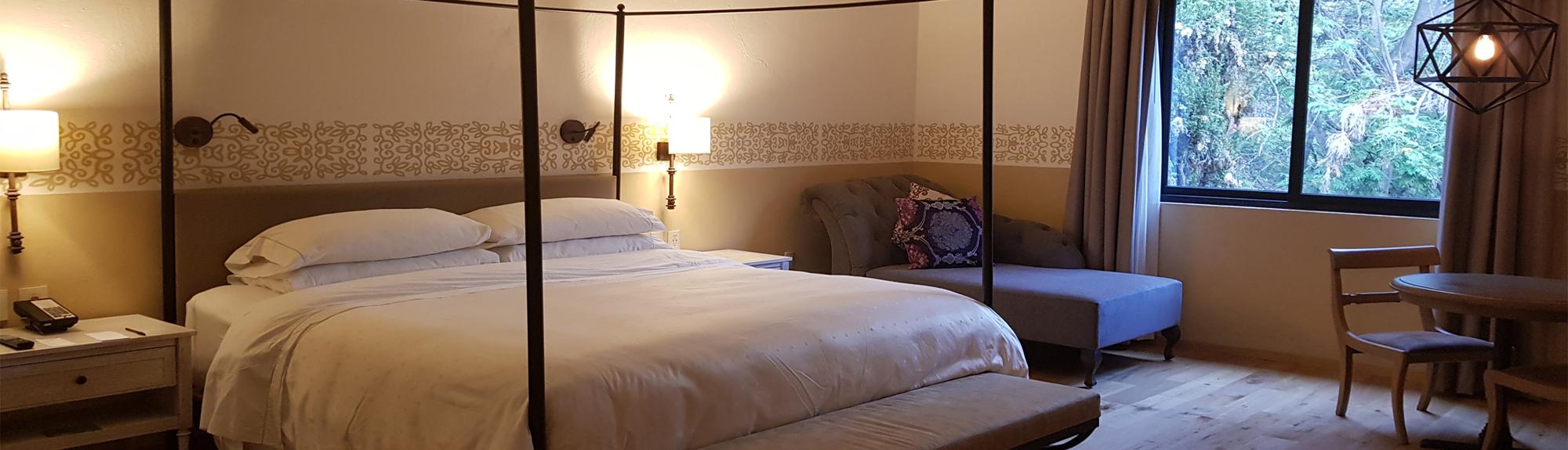 Hotel 5 estrellas en Querétaro