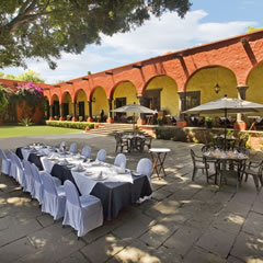 Hotel Fiesta Americana Hacienda Galindo Hotel Meetings and Events Carousel