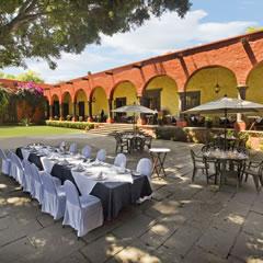 Hotel Fiesta Americana Hacienda Galindo Hotel Restaurantes y bares Carousel