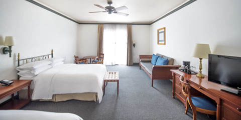 Hotel Fiesta Americana Hacienda Galindo Hotel Junior Suite, 2 double Room
