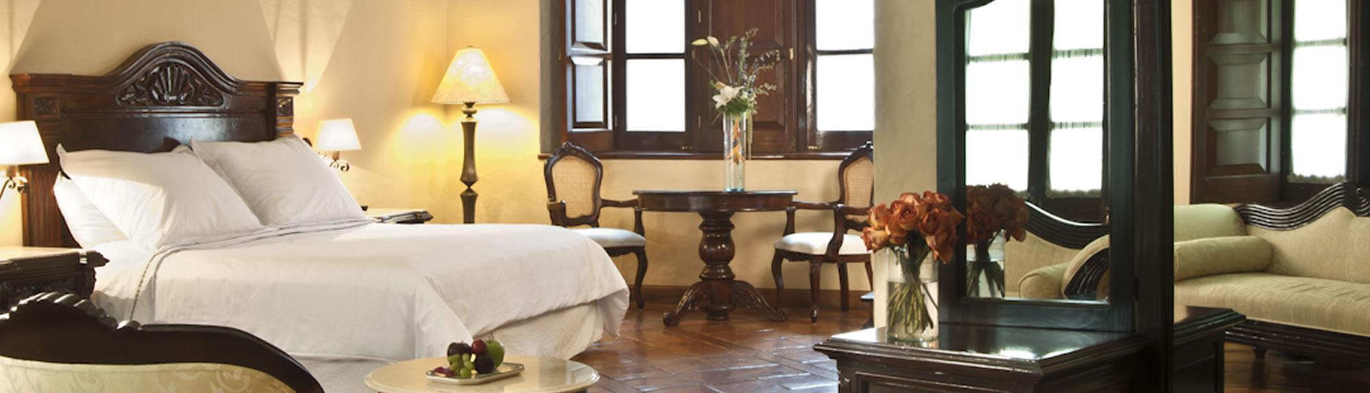 Hotel 5 estrellas en Cuernavaca