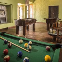 Hotel Fiesta Americana Hacienda San Antonio El Puente Cuernavaca Actividades Carousel