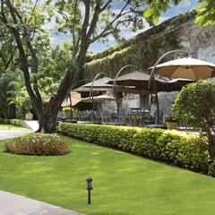 Hotel Fiesta Americana Hacienda San Antonio El Puente Cuernavaca Dining Carousel
