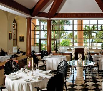 Restaurantes en null-Le Basilic