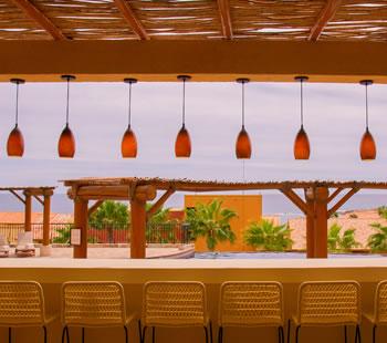 Restaurantes en null-Bikini Swim-up Bar