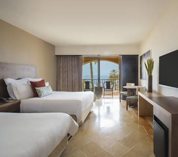 Deluxe Room, Ocean View 2 Double