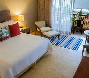 Deluxe Room, Ocean View 1 King
