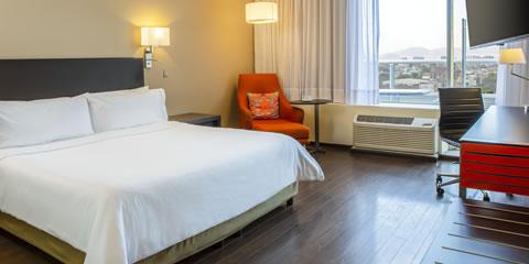 Hotel Fiesta Inn Morelia Handicapped Room Room