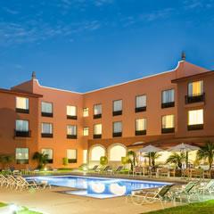 Hotel Fiesta Inn generic-message-page Carousel