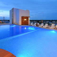 Hotel Fiesta Inn Chetumal Overview Carousel