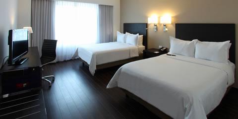 Hotel Fiesta Inn Cuautitlan Habitaciones Carousel