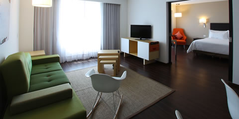 Hotel Fiesta Inn Cuautitlan Junior Suite King Room