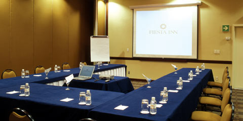 Hotel Fiesta Inn Cuautitlan Meetings & Events Carousel