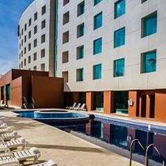 Hotel Fiesta Inn Culiacan Información general Carousel