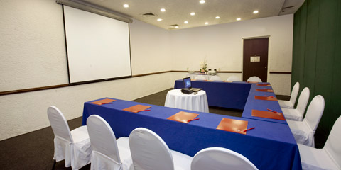 Hotel Fiesta Inn Aguascalientes Meetings & Events Carousel