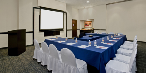 Hotel Fiesta Inn Guadalajara Expo Meetings & Events Carousel