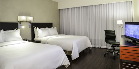 Hotel Fiesta Inn Monterrey Valle Superior Room, 2 double Room