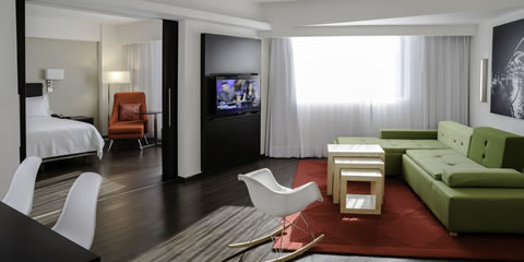 Hotel Fiesta Inn Monterrey Valle Junior Suite Room